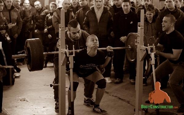 Благотворителен турнир Плевен, Георги Огнянов, Bodyconstructor