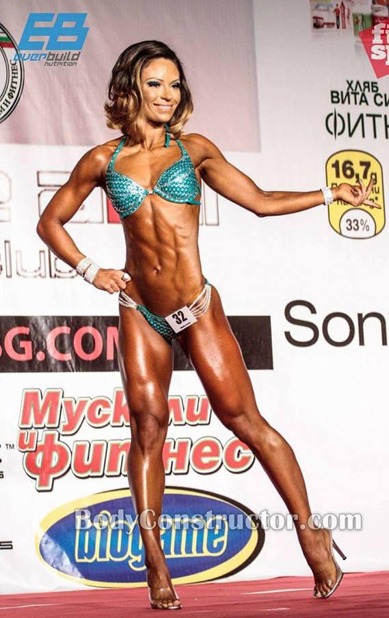 Марина Декова, Фитнес програми и услуги в BodyConstructor