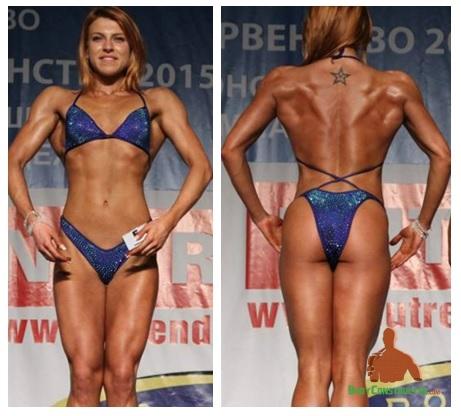 Мариана Цекова, BodyConstructor