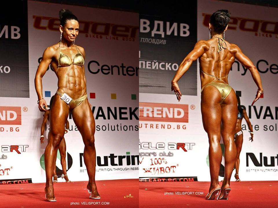 Марина Декова, Фитнес програми, BodyConstructor
