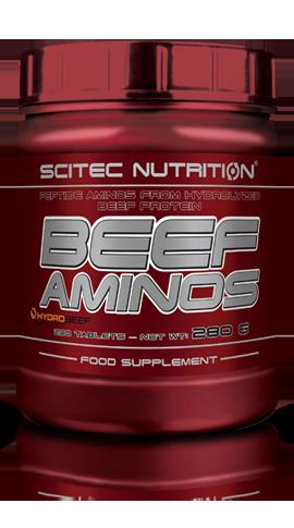 scitec beef amino