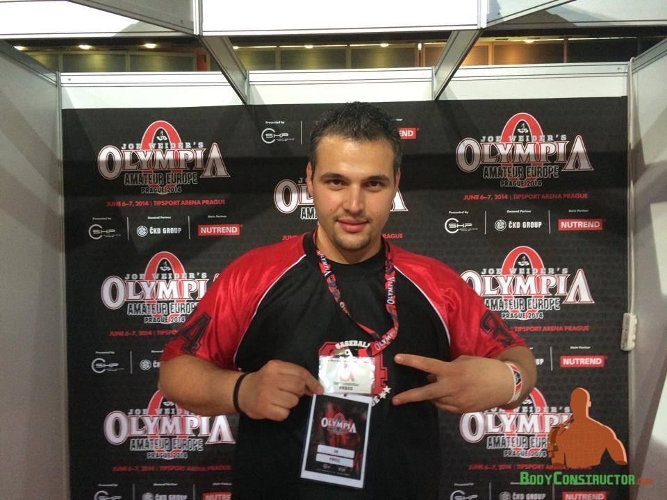 Мистър Олимпия за аматьори 2014 - BodyConstructor