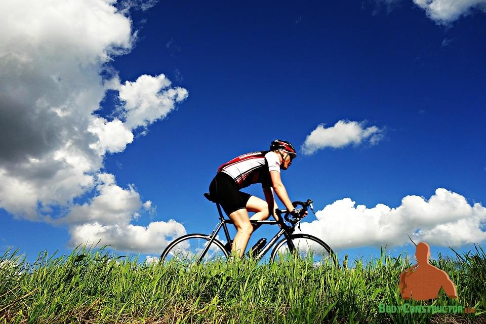 cycling, bike, training, sick