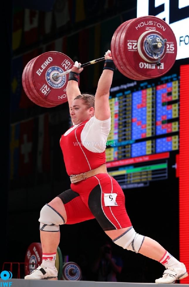 Световно първенство по вдигане на тежести 2015