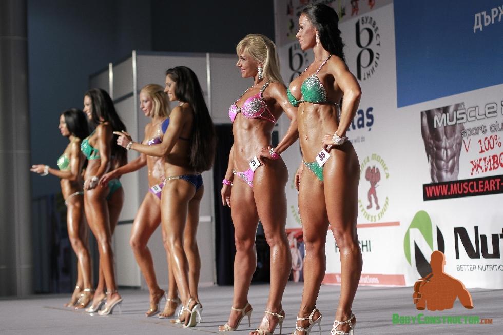 Моето първо състезание (ЧАСТ 4). Културизъм - женски категории!