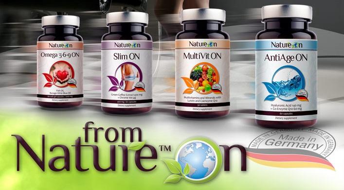 Multivit On, Nature On, BodyConstructor, BC Shop, Минерали, витамини, хранителни добавки
