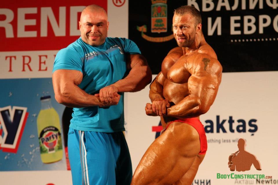 Краси Сарафов и Митко Димитров, Турнир Пловдив 2013