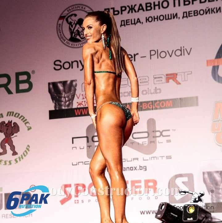 Веселина Черноглазова, Бикини фитнес