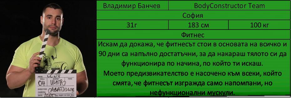 Влади Бначев, BodyConstructor, BC Shop