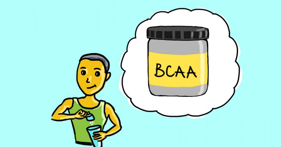 BCAA - какво съотношение да изберем