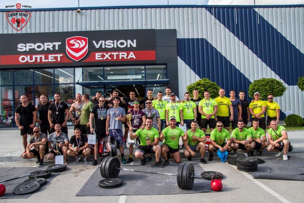 """ЗАПИСВАНЕТО Е АКТИВНО - Стартира второто издание на феноменалното предизвикателство Sport Vision """"Супер Атлет"""""""