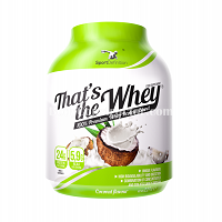 That;s The Whey