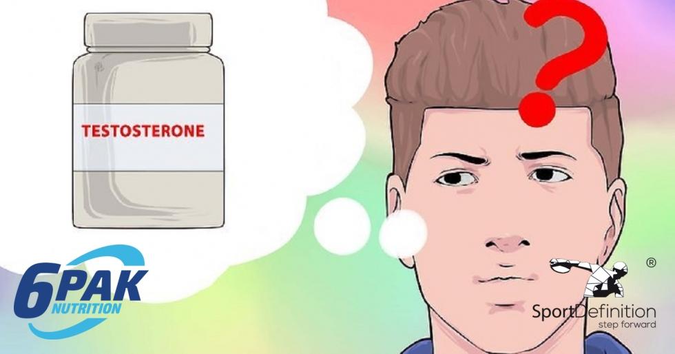 Топ 3 митове за тестостерона