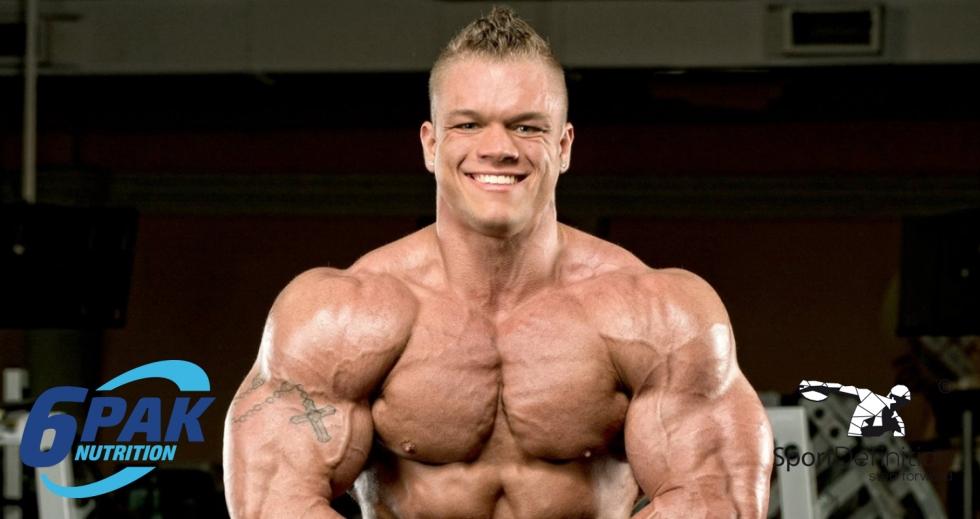 Dallas MacCarver, BodyConstructor