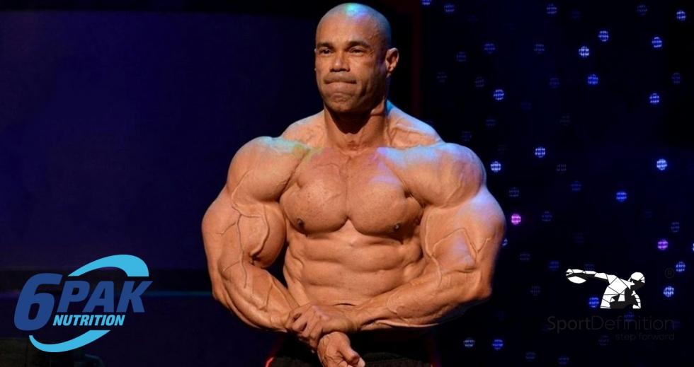 Kevin Levrone, BodyConstructor
