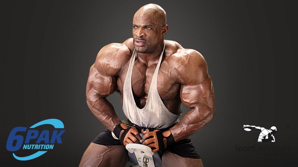 Ronnie Colman, BodyConstructor