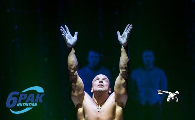 Енчо Керязов, BodyConstructor