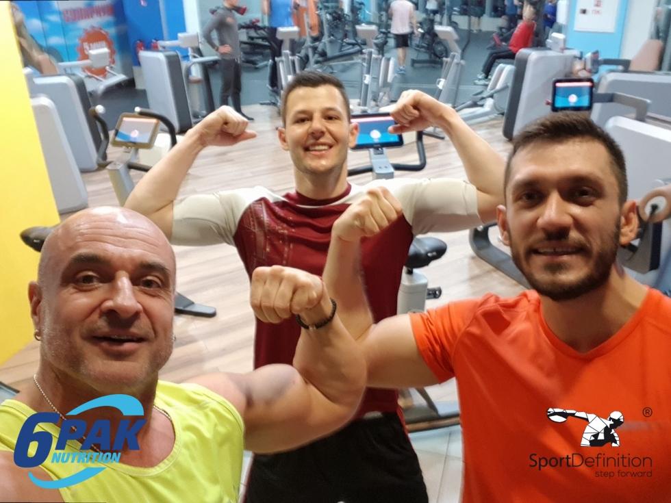 Plamen Hristov, BodyConstructor