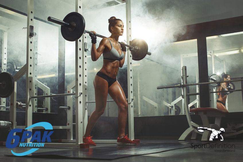 woman, BodyConstructor