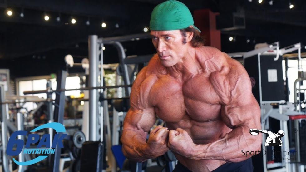 Майк О′Харн, BodyConstructor
