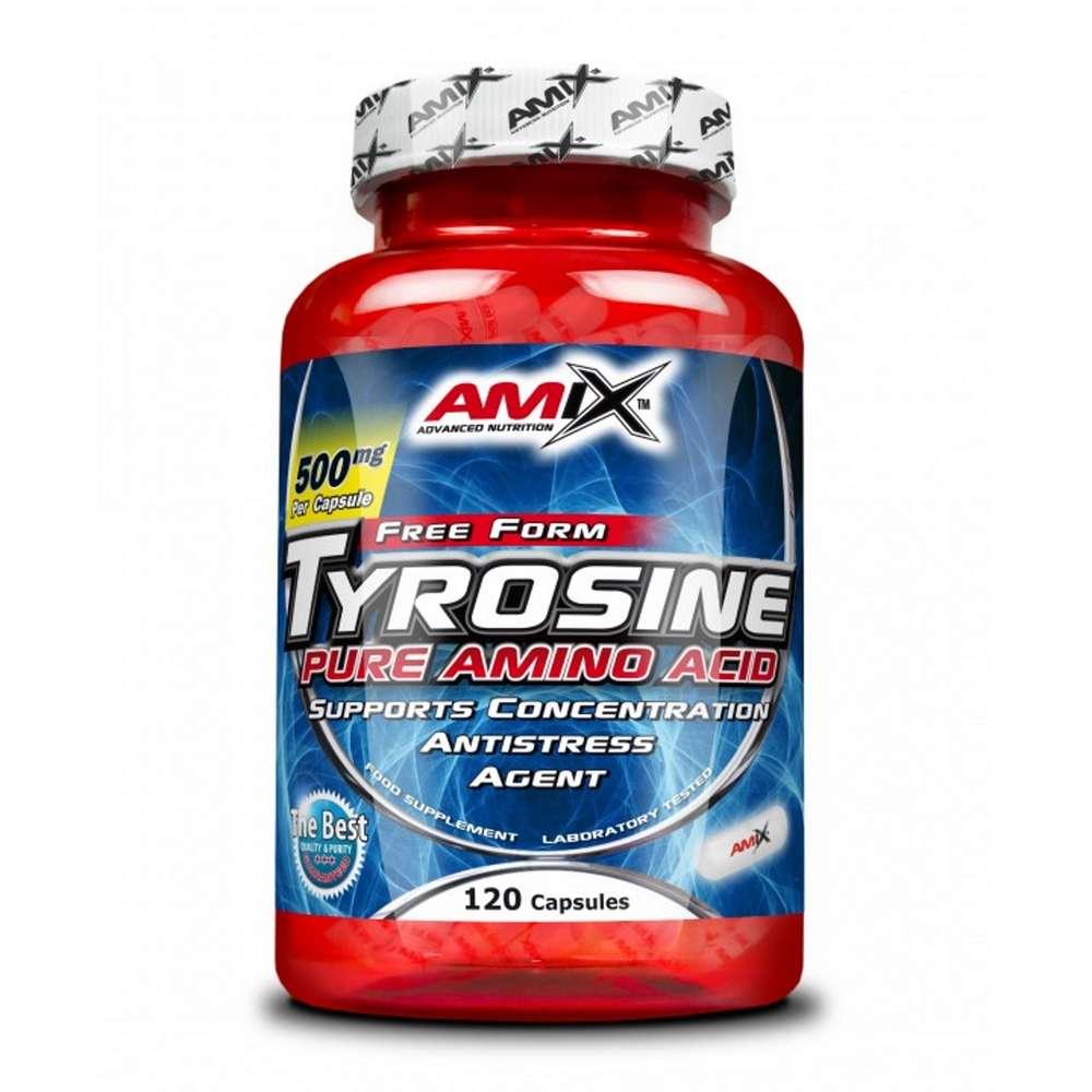 AMIX Tyrosine 500 Mg