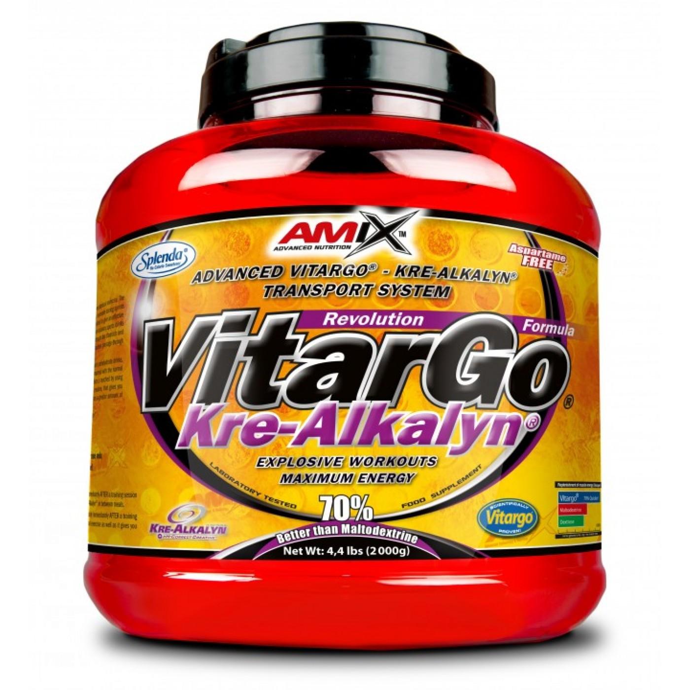 AMIX Vitargo + Kre-alkalyn