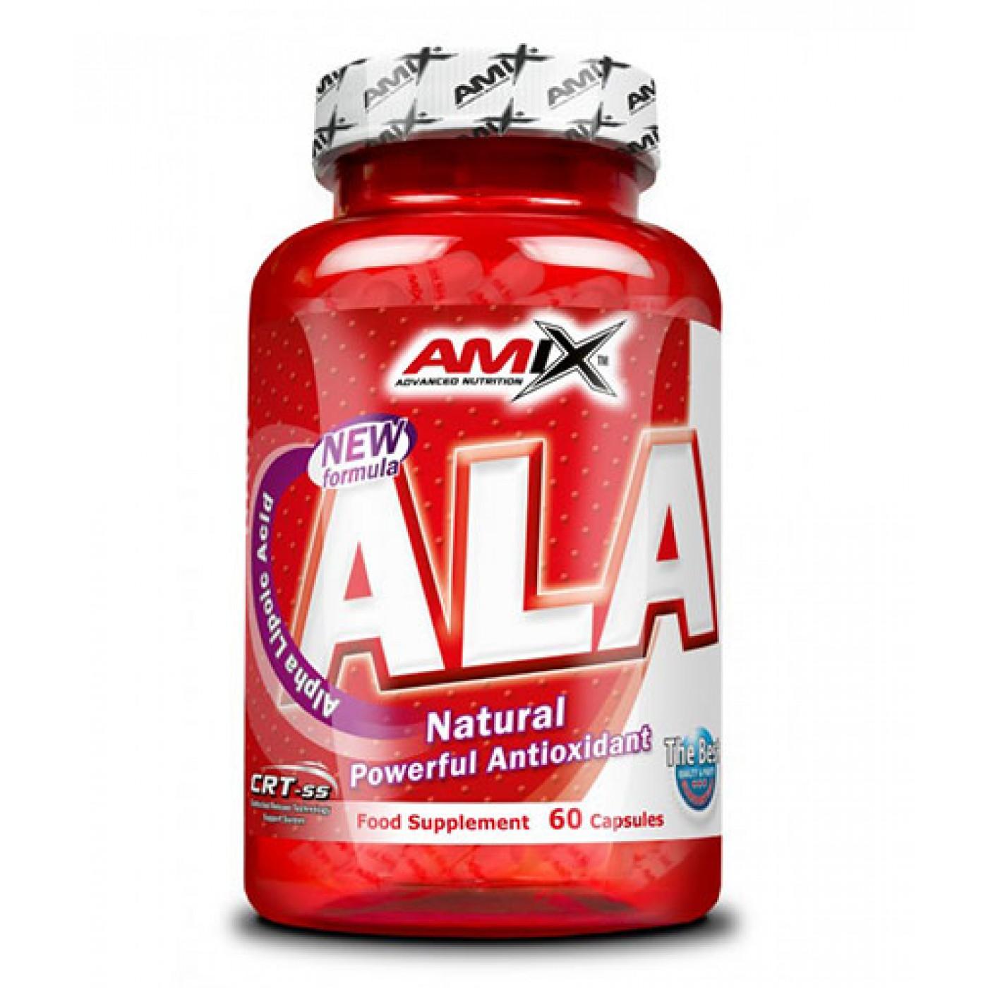 AMIX Ala (alpha Lipoic Acid)