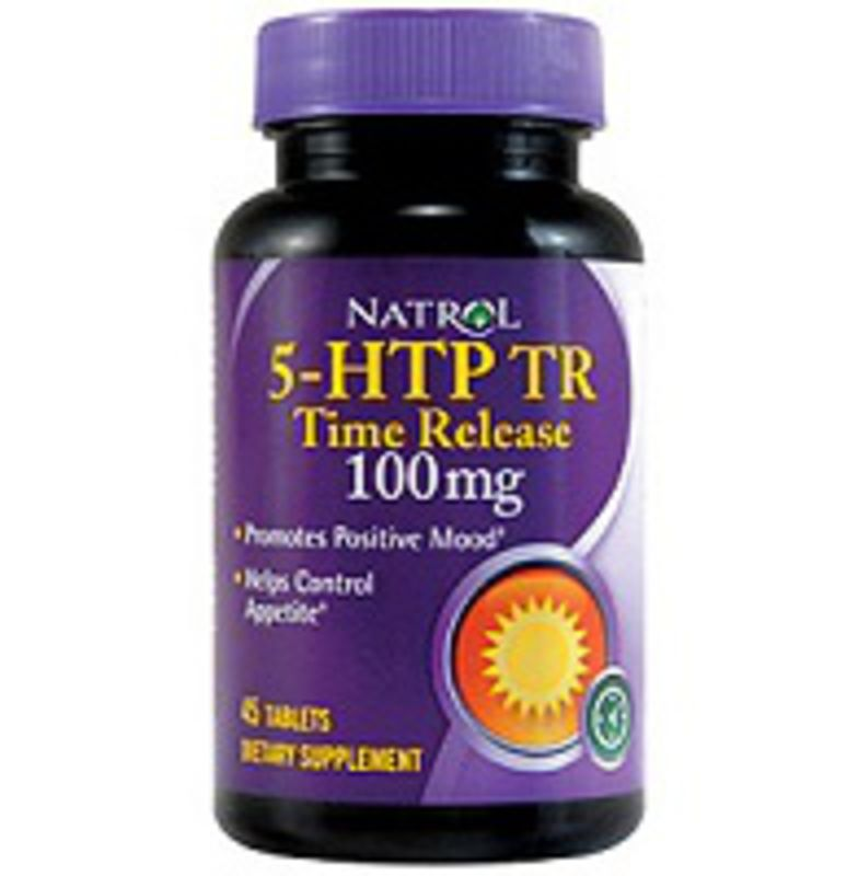 Natrol 5-HTP Time Release