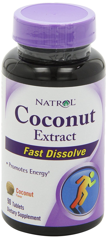Natrol Coconut Extract