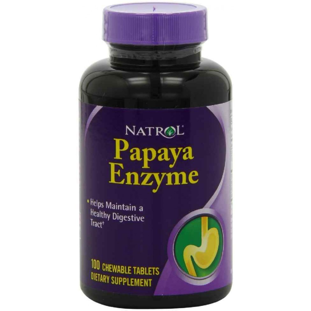 Natrol Papaya Enzyme