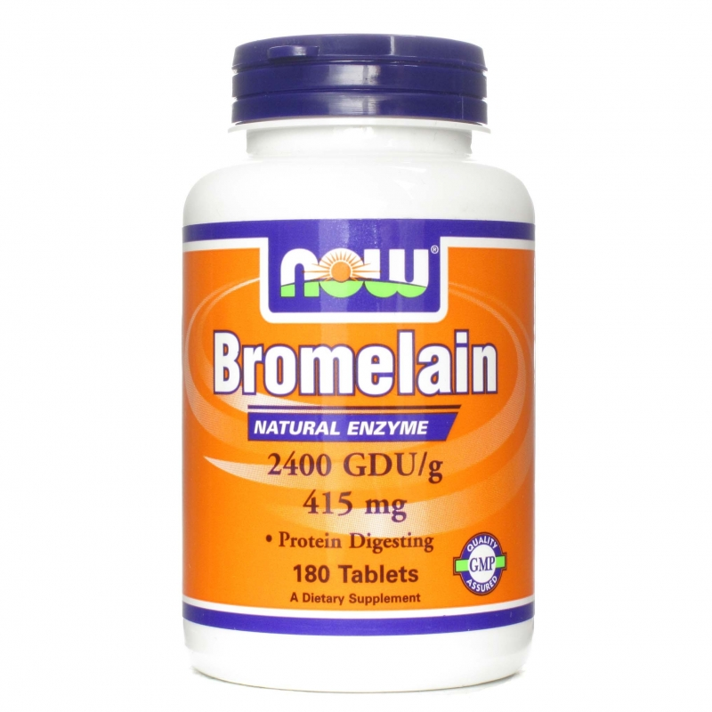 NOW Bromelain 2000 GDU