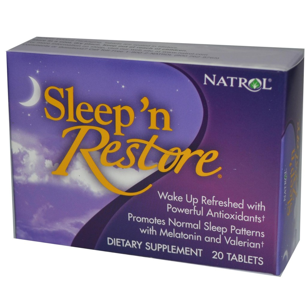 Natrol Sleep ′N′ Restore