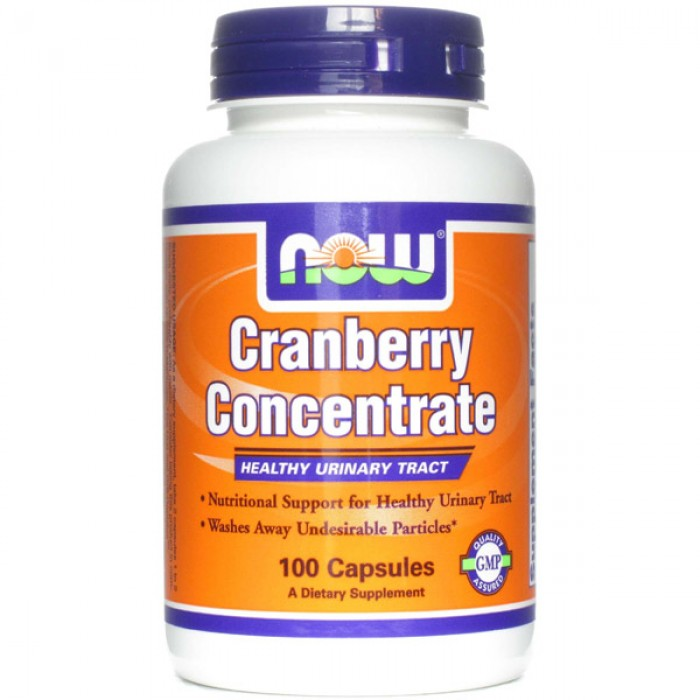 NOW Foods Cranberry Concentrate 700 мг