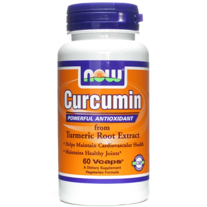 NOW Curcumin 665 мг