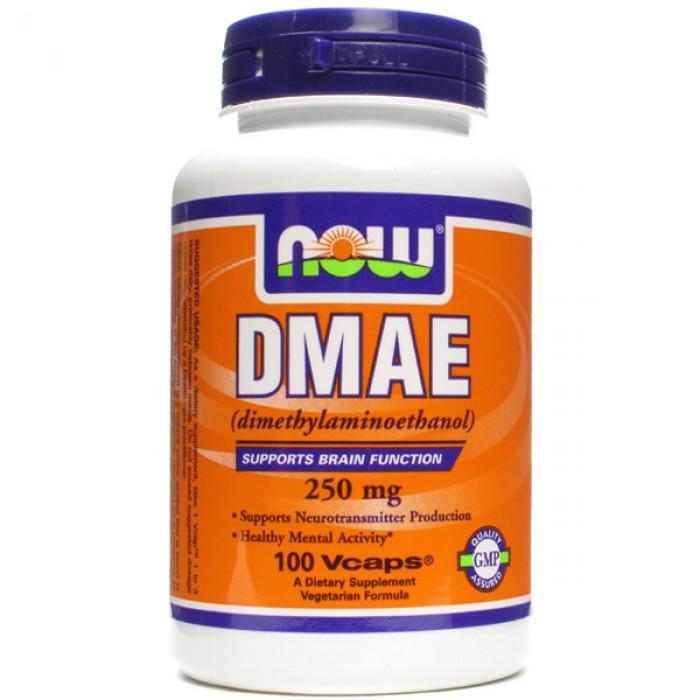 NOW DMAE 250 мг
