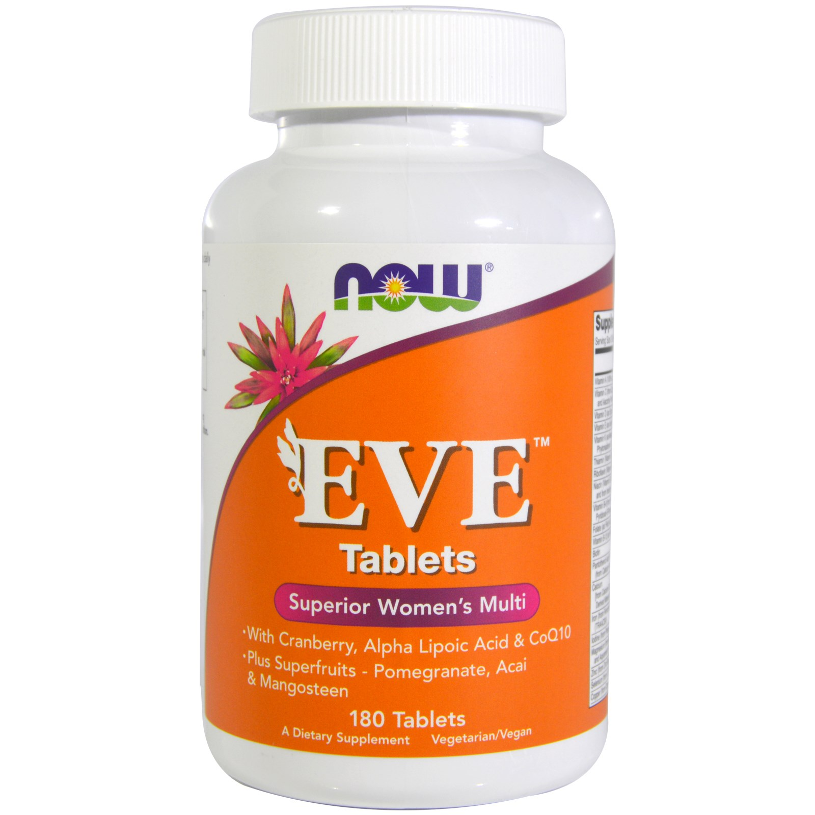 NOW Foods Eve Womans Multi Vitamin (Мултивитамини за Жени)