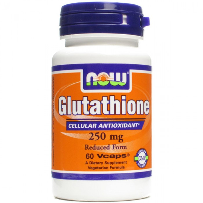 NOW Glutathione 250 мг