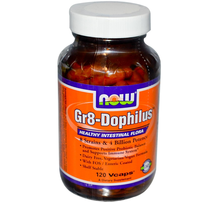 NOW GR 8 Dophilus
