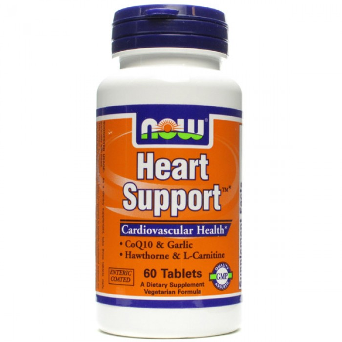 NOW Foods Heart Support
