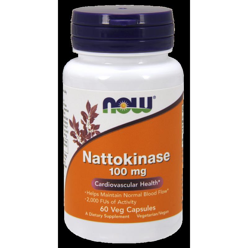 NOW Nattokinase 100 mg