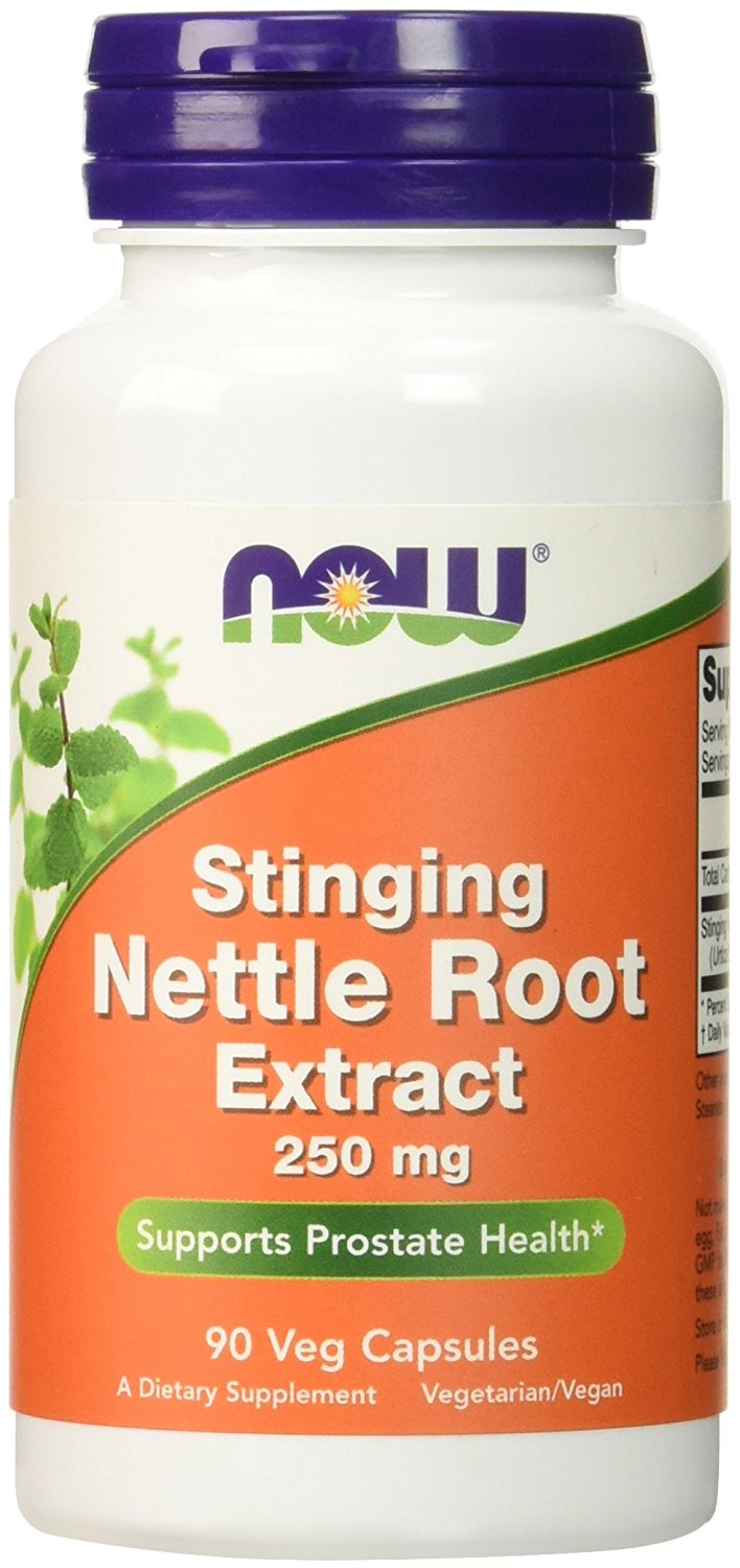 NOW Nettle Root Extract 250 мг