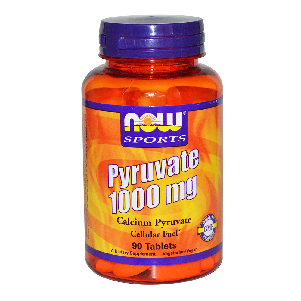 NOW Pyruvate 1000 мг