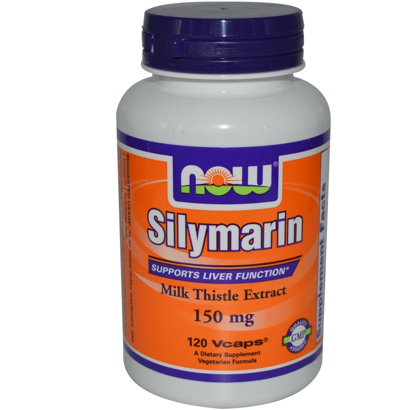 NOW Silymarin (Milk Thistle Extr.) 150 мг