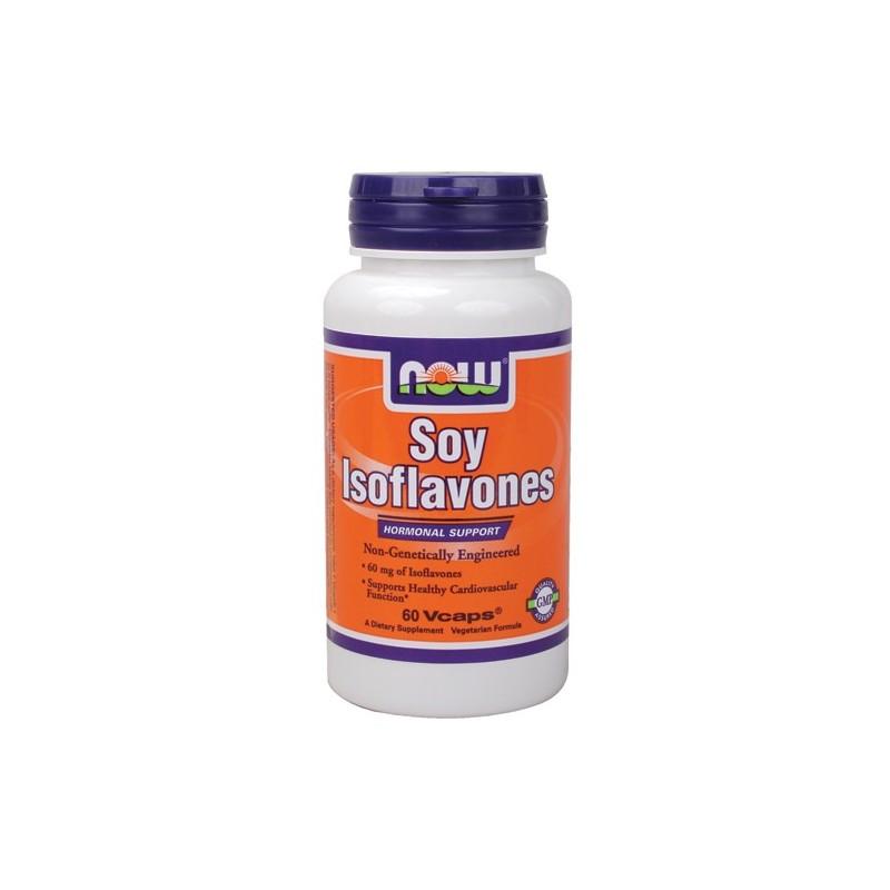 NOW Soy Isoflavones 150 мг