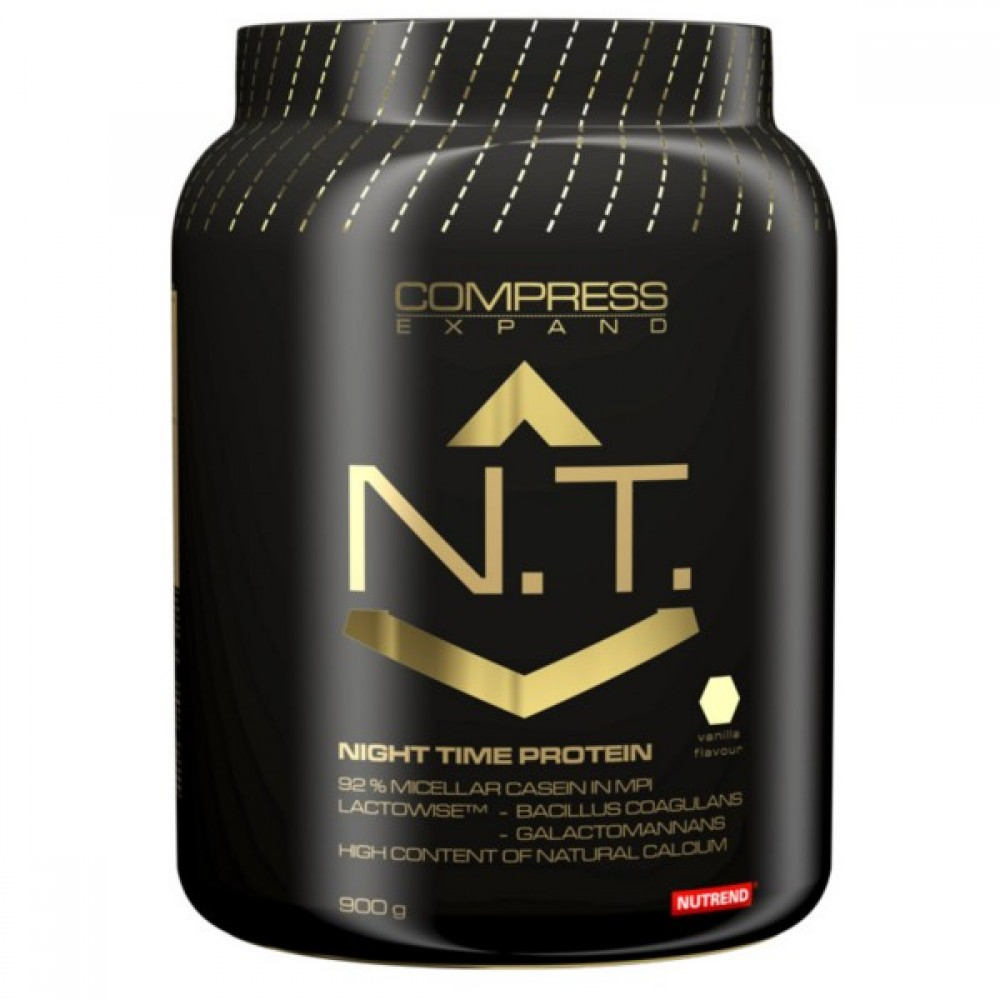 Nutrend Compress Night Time Protein