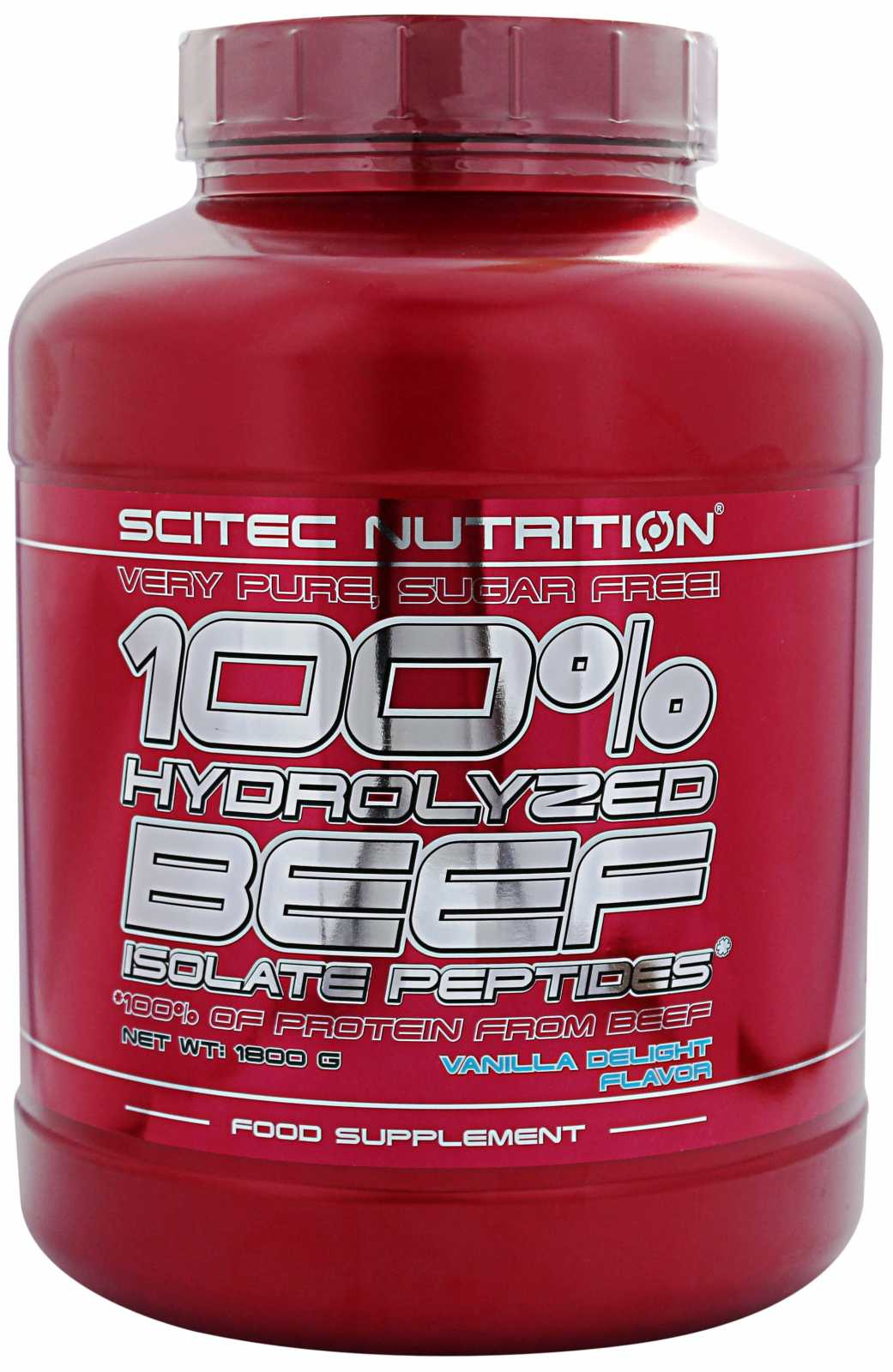 Scitec Nutrition  100% Hydrolized Beef Isolate Peptides