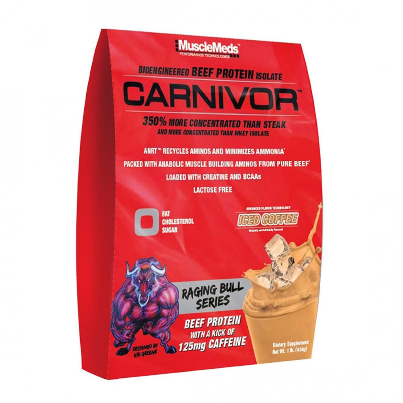 Muscle Meds Carnivor Raging Bull