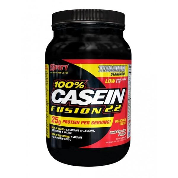 SAN 100 % Casein Fusion