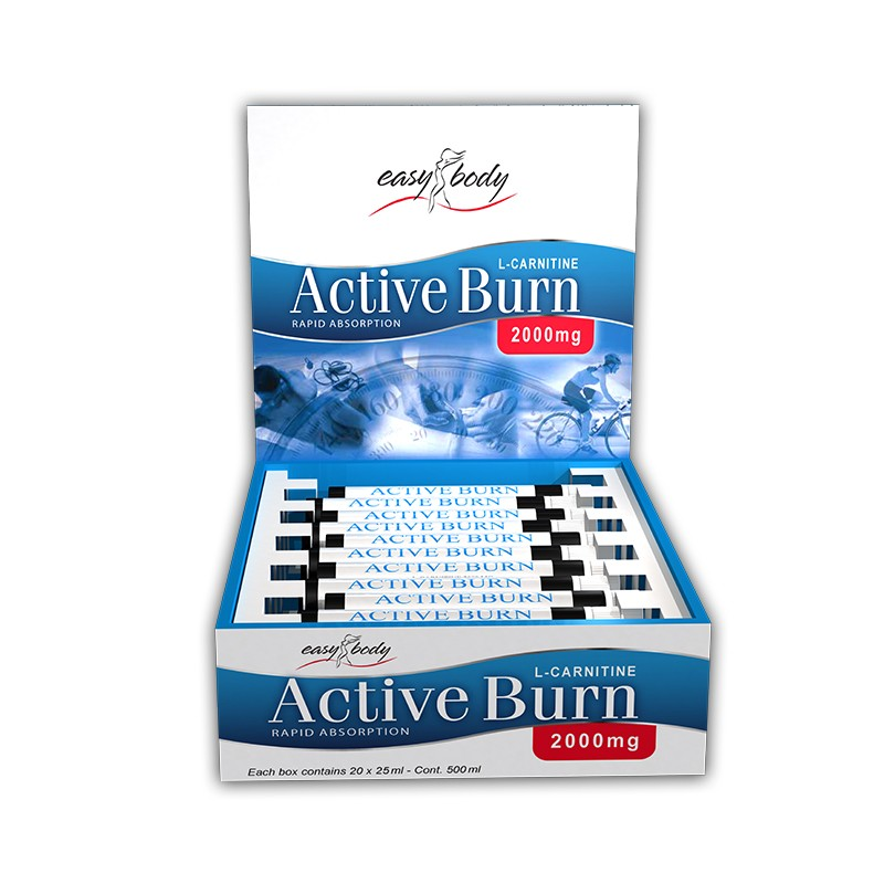 QNT Easy Body Active Burn