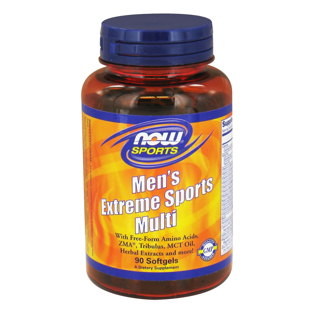 NOW Foods Men′s Extreme Sports Multi